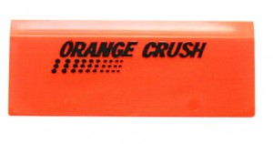 Squeegee Orange Crush